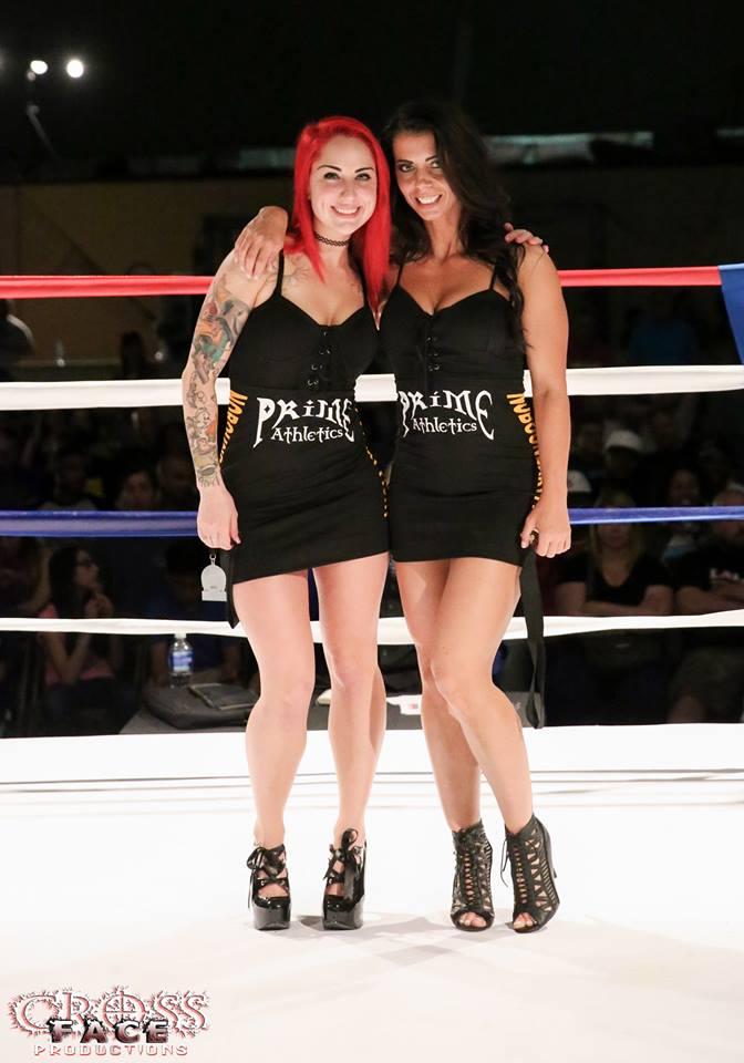 Ring Fight Girls