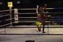 The Wai Khru - Ram Muay (thai boxing dance)